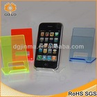 offer cell phone display secure,acrylic display stand rotating