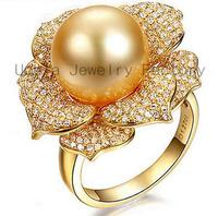 2014 Fashion Luxury Zircon wedding silver jewellery online