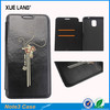 Genuine case for samsung galaxy note 3 with colorful logo
