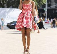 Lastest Desigh Sexy Boob Tube Top Crochet Dress Ourdoor Beach Layered Summer 2014