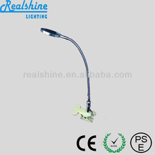 led office desk lamps with clip