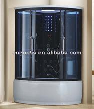 enclosed steam shower room/ Acrylic bathtub/GUESS/Q-A10021