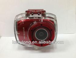 Factory direct sales waterproof camera sport JUE-182A
