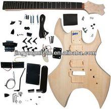 DIY Electric guitar kits