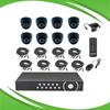 8CH camera DVR KIT cctv system out door dvr kit