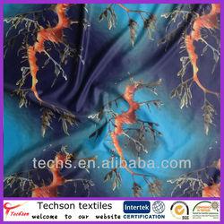 80 polyester 20 spandex custom digital print fabric,digital spandex fabric
