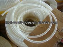 china manufactory High temperature Clear Hose