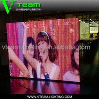 RGB curved xxx china video led dot matrix outdoor display