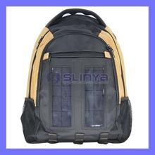 High Quality 1680D Solar Travelling Backpack Bag