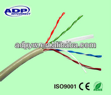 utp cat 6 cable/ethernet cable cat6 utp