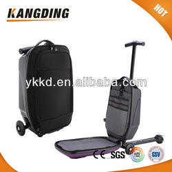 fashion travel trolley aluminum bag cover trave suitcase-high quality with competitive price