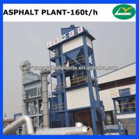 LB2000 Small hot asphalt mixer 160 tph