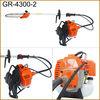 Knapsack brush cutter/Harvesters GR-4300B-2