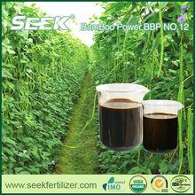Natural liquid soil amelioration nitrogen fertilizer
