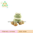 Fancy Plush Big Mouth Frog Toys