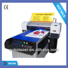 A1 size led uv flatbed printer for sale digital uv printer DX5 printhead digital UV Flatbed printing machine