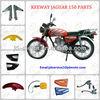 Motorcycle parts for KEEWAY JAGUAR