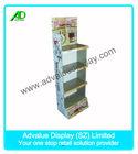 Advertising Perfume Cardboard Display Stand