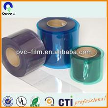 soft clear pvc packing film sheet/super clear transparent soft pvc sheet