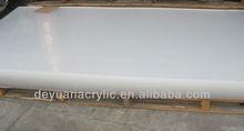 milky/ opal white color acrylic sheet
