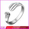 Wholesale cheap beautiful couple platinum mens rings