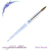 EVAL Hot Sales kolinsky hair nail art brush names