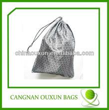 eco-friendly customized nylon mini drawstring gift bags