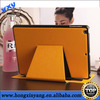 New arrival South Korea Imitation Stand Cover smooth Leather Smart Case For iPad Air