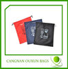 eco-friendly customized nylon mini drawstring pouch bags