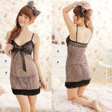 Women's Sexy Lingerie Nightwear/underwear Ladies Sleepwear Baby Doll+ G String 8356