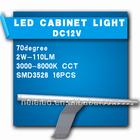 china modern design cheaper led cabinet light