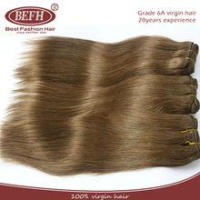 2014 Hot sale high quality 4# color European straight cheap raw virgin unprocessed human hair fast shipping
