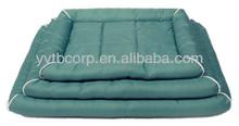 Green waterproof oxford fabric pet met/pad for dog