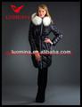 Áo khoác lông thú 2014 thật mới nhất châu âu hàn quốc mùa đông thời trang áo khoác lông thỏ thời trang màu trắng