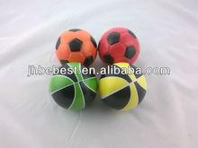 Bebest Hungriness yiwu china factory produce size 6.3 antistress ball size 6.3 pu toy ball size 6.3 anti-stress ball