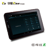 SatNav with car dvr,7inch android tablet navigation support phone call