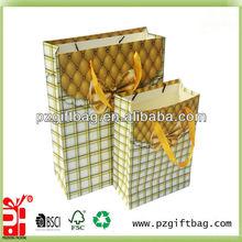 yellow rhinestone gift paper bags manufacturer