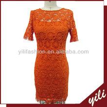 novo design da mãe da noiva vestidos de renda