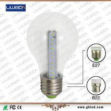 Floor price promotion 3W E27 3014smd strobe light bulb