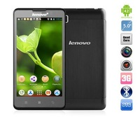 5-inch Lenovo Ideaphone P780 Android 4.2 mobile Phone MTK6589 Quad Core 1.2GHz 8.0MP Camera Bluetooth WIFI GPS 4000mAh battery