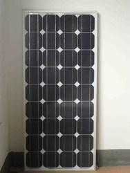 Low price solar panel 100W mono with ISO/ROHS/FCC/CE