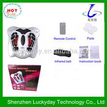 Innovative promotional leg and foot massage machine