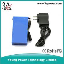 Shenzhen 12v power tools 18650 lithium battery 4400mAh high capacity lithium battery power tools