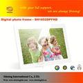 Sh1852dpfhd universal digital receptor controle remoto