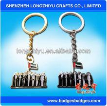 High quality genuine royal enfield made like a gun brass key chain