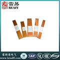 Acero revestido de cobre barra plana/varilla de tierra( 4*30)