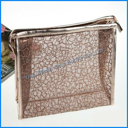 lady mesh makeup bag,fashion mesh makeup bag,hot sale mesh makeup bag