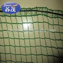 Green Anti Bird Netting / Netting Animal Proof , Hdpe Anti Uv Square Mesh
