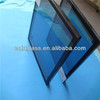 high quality store fixture tempered insulated glass panel