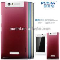 2014 PUDINI Dark series mobile phone cover PC case for Gionee E7 mini